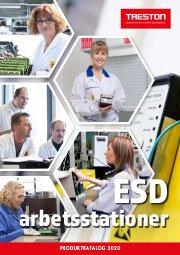 ESD arbetsstation katalog